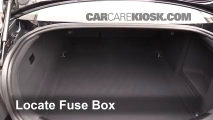 2011 Audi A6 Quattro 3.0L V6 Supercharged Fuse (Engine)