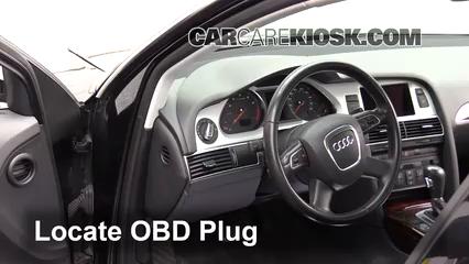 2011 Audi A6 Quattro 3.0L V6 Supercharged Check Engine Light