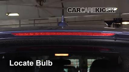 2011 Audi Q5 Premium Plus 2.0L 4 Cyl. Turbo Luces Luz de freno central (reemplazar foco)