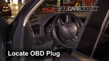 2011 Audi Q5 Premium Plus 2.0L 4 Cyl. Turbo Lumière « Check engine » du moteur