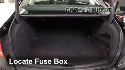 2011 Audi S4 3.0L V6 Supercharged Fusible (moteur)