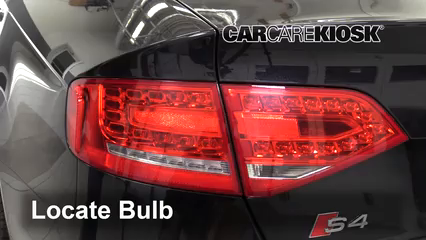 2011 Audi S4 3.0L V6 Supercharged Éclairage