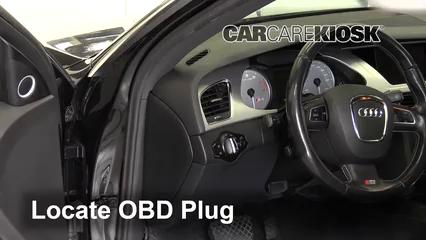 2011 Audi S4 3.0L V6 Supercharged Lumière « Check engine » du moteur