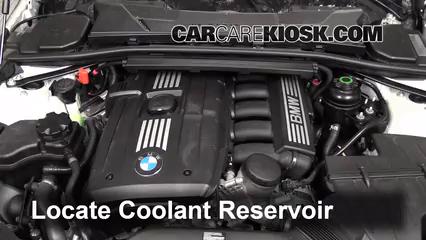 2011 BMW 328i xDrive 3.0L 6 Cyl. Coupe (2 Door) Pérdidas de líquido