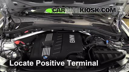 2011 BMW X3 xDrive28i 3.0L 6 Cyl. Battery Jumpstart