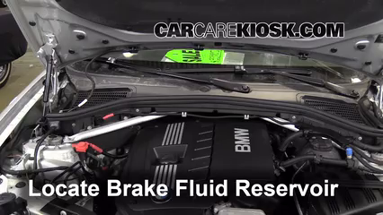 2011 BMW X3 xDrive28i 3.0L 6 Cyl. Brake Fluid