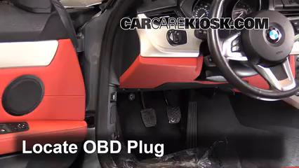 2011 BMW Z4 sDrive30i 3.0L 6 Cyl. Lumière « Check engine » du moteur