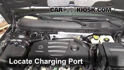 2011 Buick Regal CXL 2.0L 4 Cyl. Turbo FlexFuel Air Conditioner