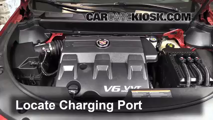 2011 Cadillac SRX 3.0L V6 Air Conditioner