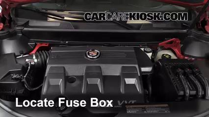 2011 Cadillac SRX 3.0L V6 Fuse (Engine)