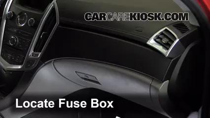 2011 Cadillac SRX 3.0L V6 Fuse (Interior)