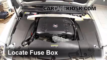 2011 Cadillac STS 3.6L V6 Fusible (moteur)