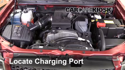 2011 Chevrolet Colorado LT 3.7L 5 Cyl. Crew Cab Pickup Climatisation