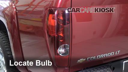 2011 Chevrolet Colorado LT 3.7L 5 Cyl. Crew Cab Pickup Éclairage