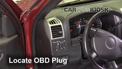 2011 Chevrolet Colorado LT 3.7L 5 Cyl. Crew Cab Pickup Lumière « Check engine » du moteur