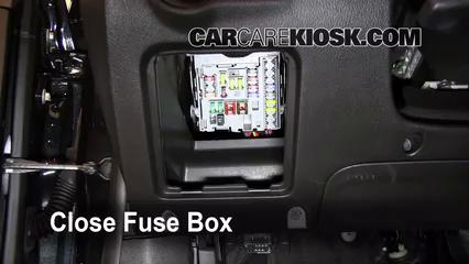 Interior Fuse Box Location: 2011-2016 Chevrolet Cruze - 2011 Chevrolet Cruze  LT 1.4L 4 Cyl. Turbo | Chevrolet Orlando Fuse Box |  | CarCareKiosk
