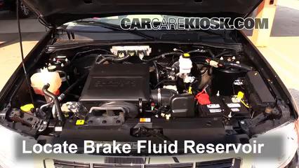 2008 Ford Escape XLT 3.0L V6 Brake Fluid
