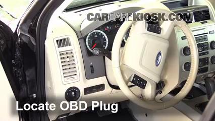 2011 Ford Escape XLT 3.0L V6 FlexFuel Compruebe la luz del motor Diagnosticar