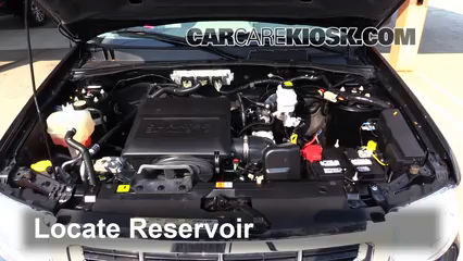 2008 Ford Escape XLT 3.0L V6 Windshield Washer Fluid