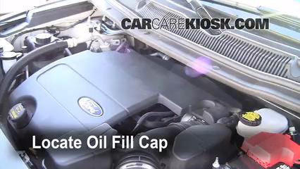 2011 Ford Explorer XLT 3.5L V6 Aceite