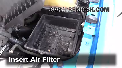 Air Filter How To 2009 2014 Ford F 150 2011 Ford F 150 Xlt 3 5l V6 Turbo Crew Cab Pickup