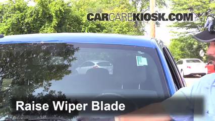2011 Ford F-150 XLT 3.5L V6 Turbo Crew Cab Pickup Windshield Wiper Blade (Front)