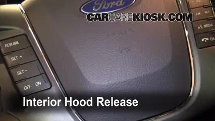 2011 Ford Taurus SEL 3.5L V6 Belts