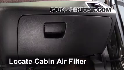 2011 GMC Terrain SLT 2.4L 4 Cyl. Air Filter (Cabin)