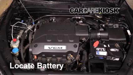 2011 Honda Accord Crosstour EX-L 3.5L V6 Batterie