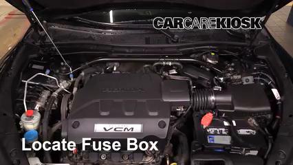 2011 Honda Accord Crosstour EX-L 3.5L V6 Fusible (moteur)