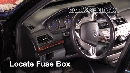 2011 Honda Accord Crosstour EX-L 3.5L V6 Fusible (intérieur)