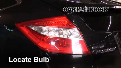 2011 Honda Accord Crosstour EX-L 3.5L V6 Éclairage
