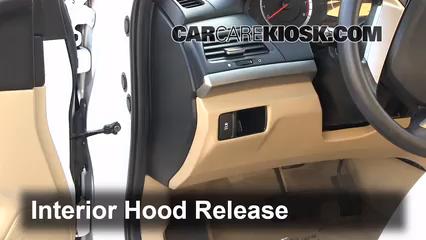 2011 Honda Accord LX 2.4L 4 Cyl. Capó