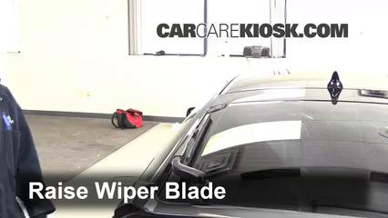 2011 Honda CR-Z EX 1.5L 4 Cyl. Balais essuie-glace arrière