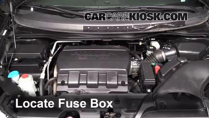 2011 Honda Odyssey EX-L 3.5L V6 Fusible (motor)