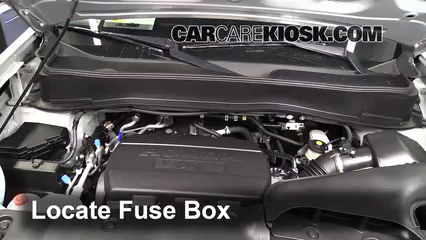2011 Honda Pilot EX-L 3.5L V6 Fuse (Engine)