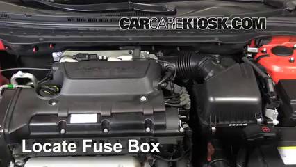 2011 Hyundai Elantra Touring GLS 2.0L 4 Cyl. Fusible (moteur)