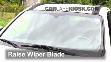 2011 Hyundai Santa Fe GLS 2.4L 4 Cyl. Windshield Wiper Blade (Front)
