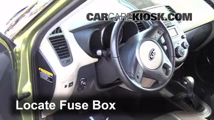 2011 Kia Soul Plus 2.0L 4 Cyl. Fuse (Interior)