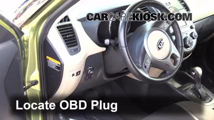 2011 Kia Soul Plus 2.0L 4 Cyl. Check Engine Light