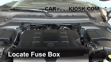 2011 Land Rover LR4 HSE 5.0L V8 Fuse (Engine)