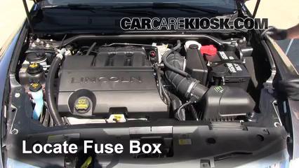 2011 Lincoln MKS 3.7L V6 Fuse (Engine)