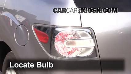 2011 Mazda CX-7 Sport 2.5L 4 Cyl. Lights