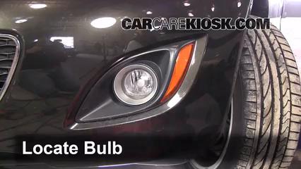 2011 Mazda MX-5 Miata Grand Touring 2.0L 4 Cyl. Lights Fog Light (replace bulb)