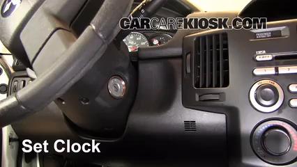 2011 Mitsubishi Endeavor LS 3.8L V6 Clock