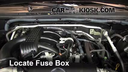 2011 Nissan Xterra S 4.0L V6 Fuse (Engine)