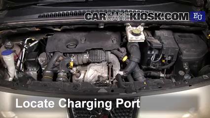 2011 Peugeot 3008 HDi Sport 1.6L 4 Cyl. Turbo Diesel Aire Acondicionado