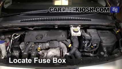 2011 Peugeot 3008 HDi Sport 1.6L 4 Cyl. Turbo Diesel Fusible (motor)