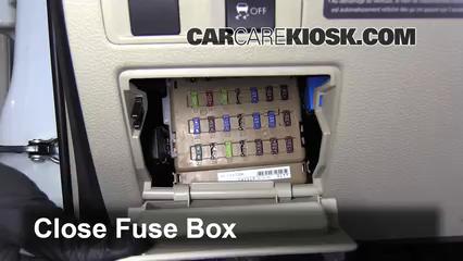Interior Fuse Box Location: 2010-2014 Subaru Outback - 2011 Subaru Outback  3.6R Limited 3.6L 6 Cyl. | 2014 Subaru Outback Fuse Box |  | CarCareKiosk