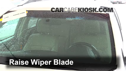 2011 Subaru Outback 3.6R Limited 3.6L 6 Cyl. Windshield Wiper Blade (Front)
